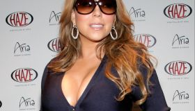 Mariah Carey Official End Of Tour Party At Haze Nightclub At CityCenter