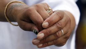 Gay New Yorkers Exercise New Right To Marry