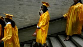 Bronx High School Graduation