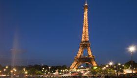Paris, France. The Eiffel Tower.