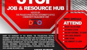 Socially Distant Pop-Up One Stop Job & Resource Hub
