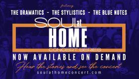 Soul at home concert series Classix 107.9