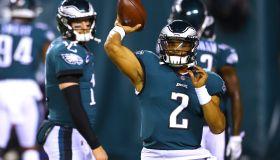 Philadelphia Eagles QB Jalen Hurts