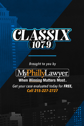 Classix 107.9 My Philly Lawyer Banner