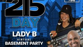 215 Day Basement Party