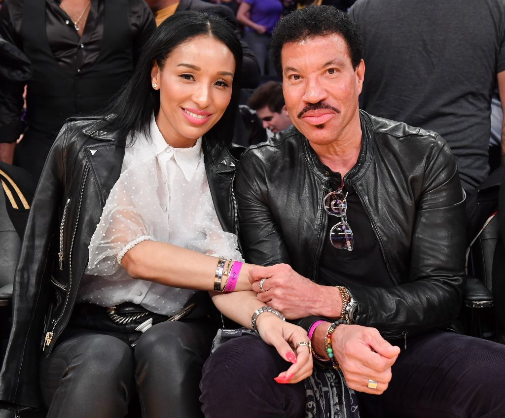 Lionel Richie's 30 year old girlfriend, Lisa Parigi