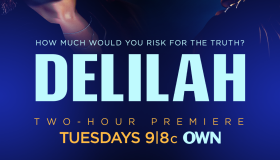 listen live for a chance to win a $50 AMEX coutresy of Delilah on OWN