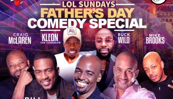 Fathers Day Comedy Special RNB Philly & Classix 107.9