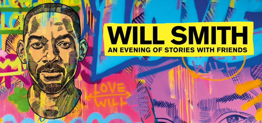 Will Smith an evening of stories with friends